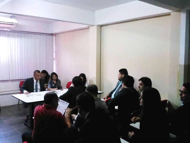 Reunião do Conselho Superior de Procuradores Outubro/2014