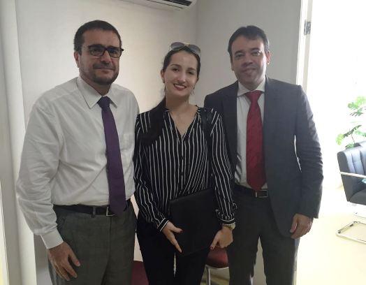 Visita Institucional PGM Fortaleza