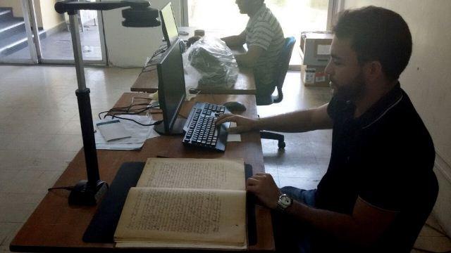 Iniciado procedimento de digitalização de documentos e processos da PGM