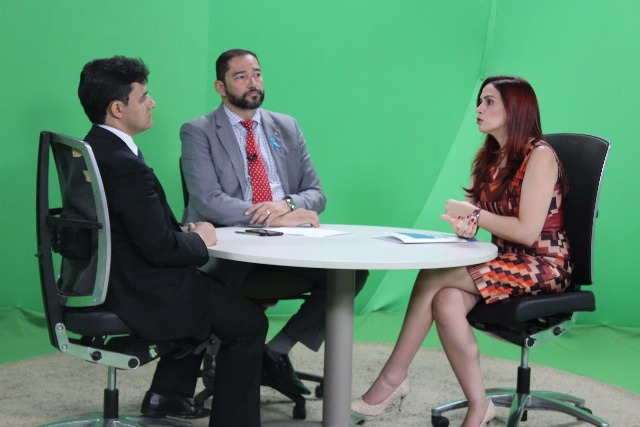 Entrevista TV Assembleia