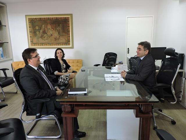 Visita Institucional TJ PI