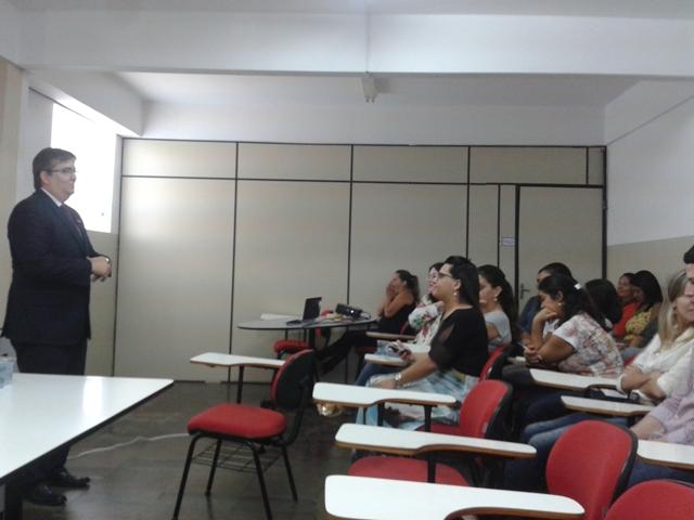 Ciclo de Palestra - Curso Processo Administrativo